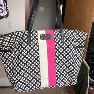 Kate Spade diaper bag. Gently used